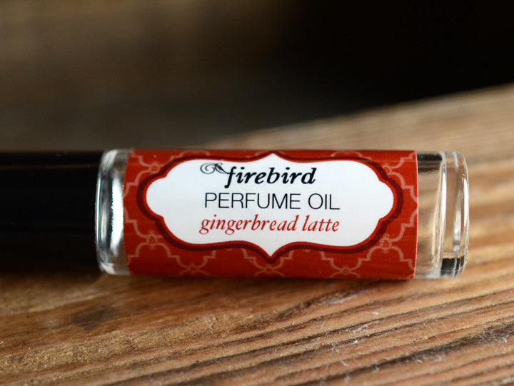 Gingerbread Latte Perfume