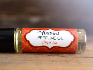 Ginger Tea Perfume