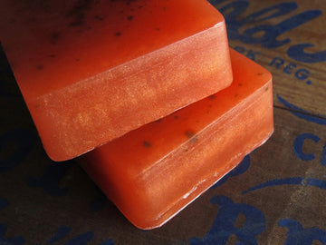 Ginger Tea Soap