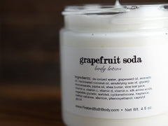 Grapefruit Soda Body Lotion