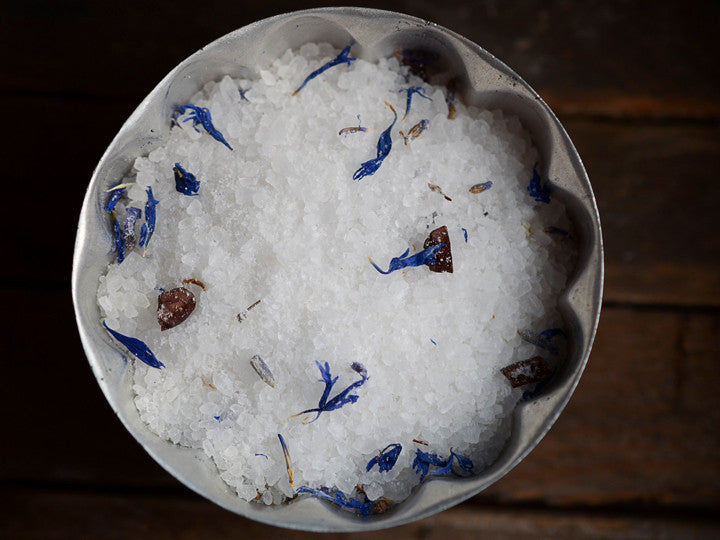Lavender Wood Bath Salts