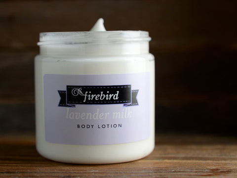 Lavender Milk Body Lotion