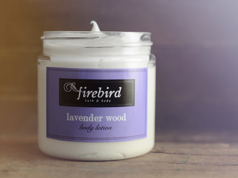 Lavender Wood Body Lotion