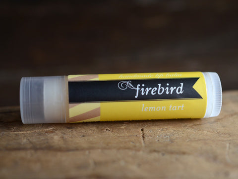 Lemon Tart Lip Balm