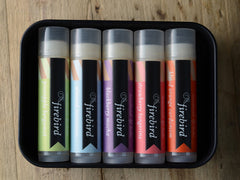 For Lip Balm Addicts - Gift Set - Favorites