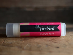 Mango Rose Lip Balm