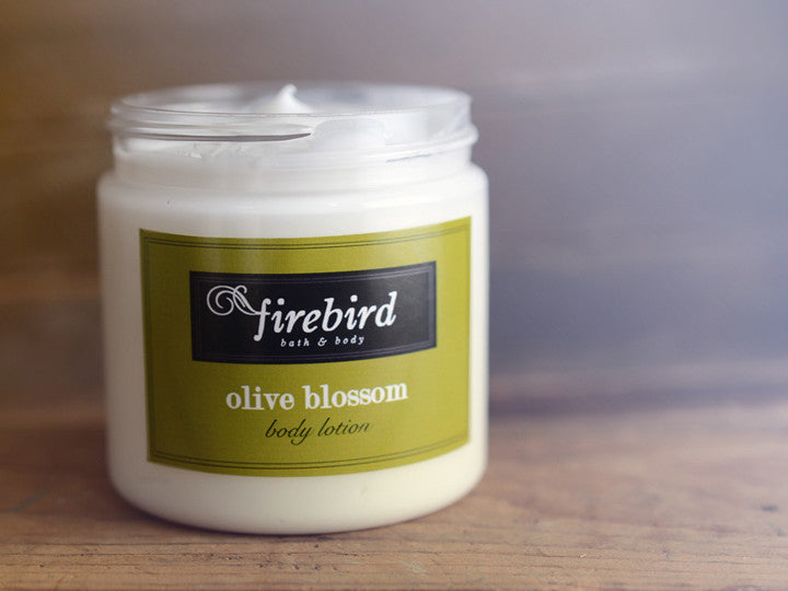 Olive Blossom Body Lotion