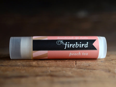 Peach Tea Lip Balm