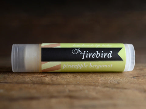 Pineapple Bergamot Lip Balm