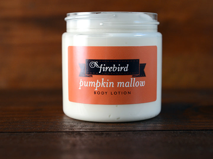 Pumpkin Mallow Body Lotion