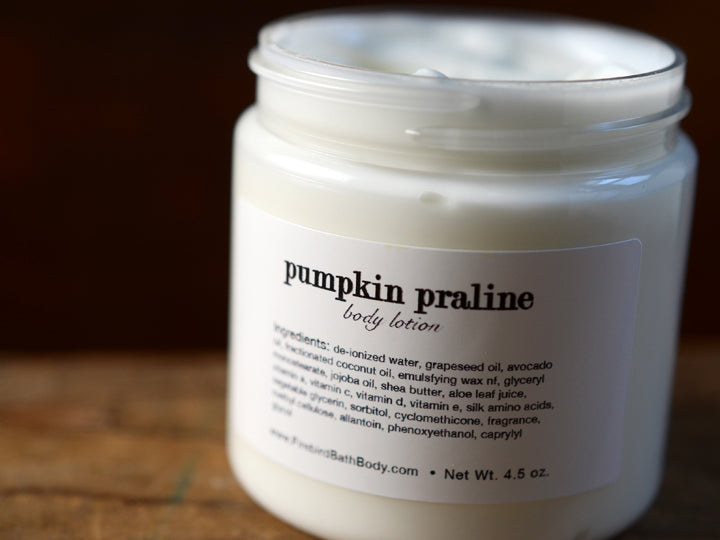 Pumpkin Praline Body Lotion