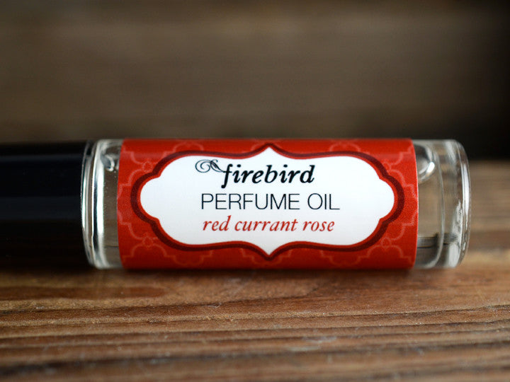 Red Currant Rose Perfume