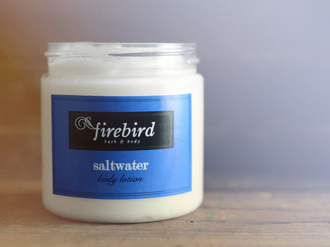 Saltwater Body Lotion