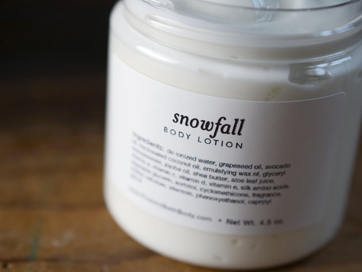Snowfall Body Lotion
