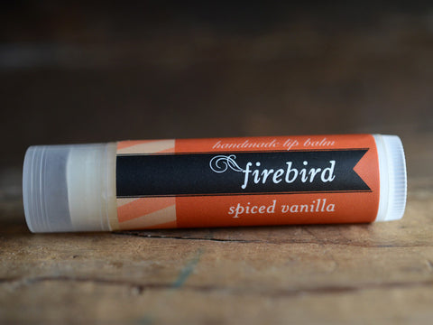 Spiced Vanilla Lip Balm