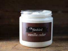 Vanilla Cedar Body Lotion