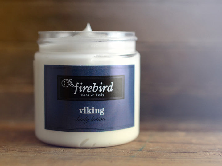 Viking Body Lotion