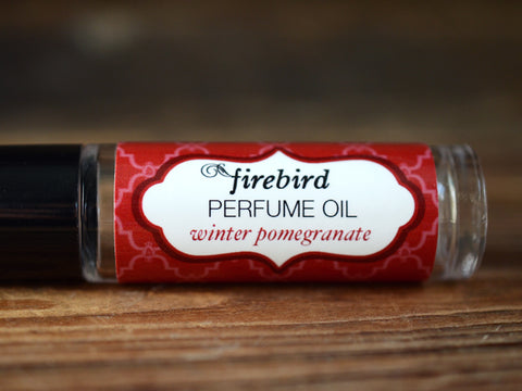Winter Pomegranate Perfume