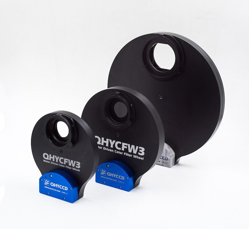 QHY Motorised Colour Filter Wheel - Small