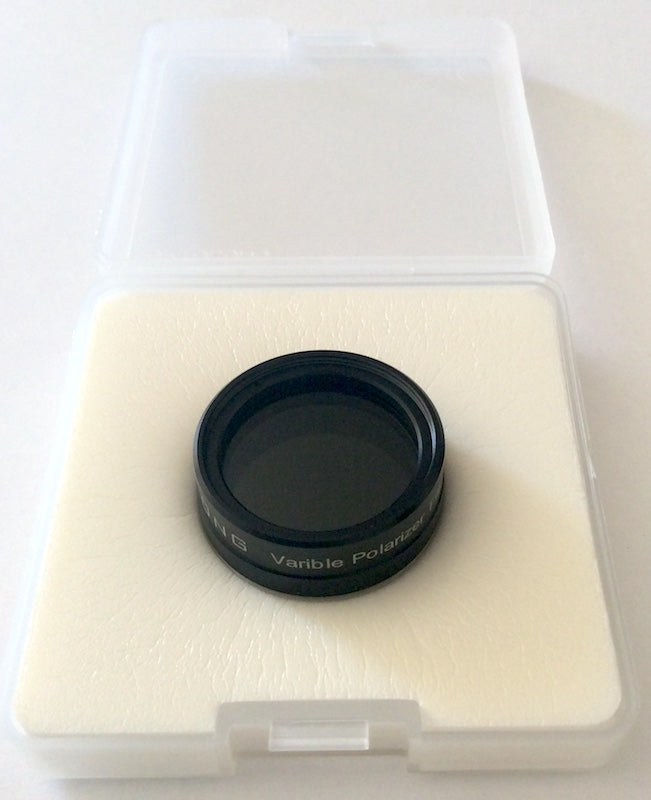 Variable Polarising Filter 1.25""
