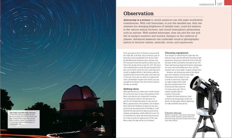 Astronomy A Visual Guide