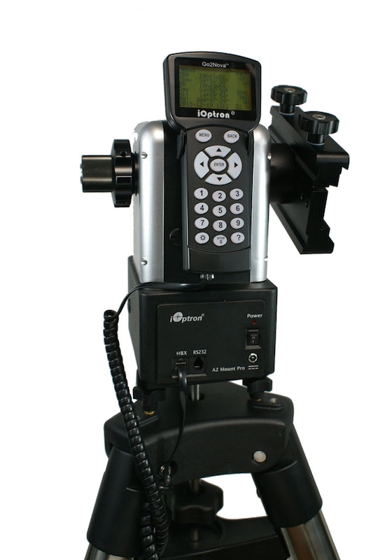 AZ Mount Pro with LiteRoc Tripod
