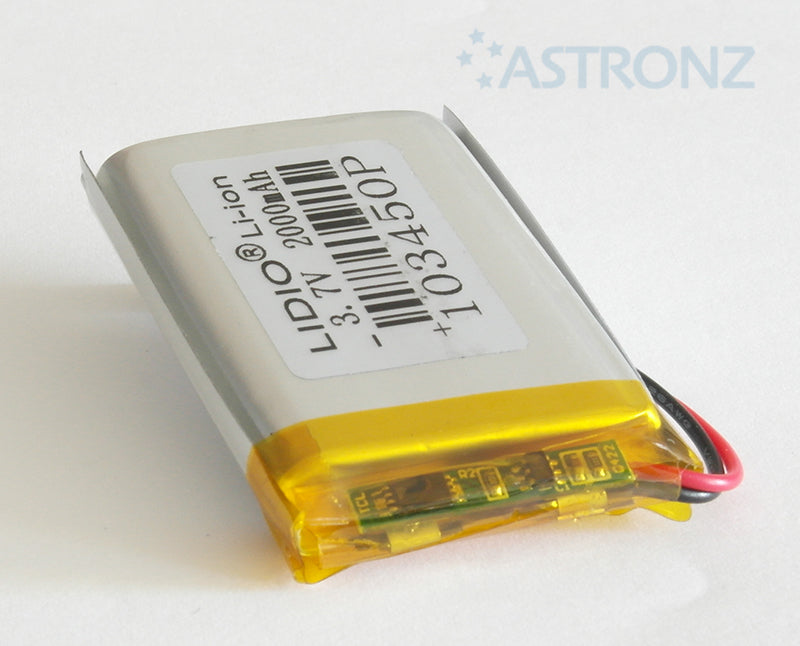 SkyGuider Pro Battery