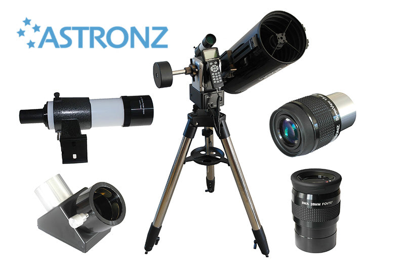 Deluxe Visual Telescope Goto Package