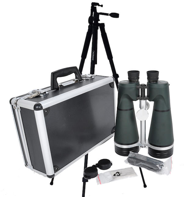 Explore the sky binocular package