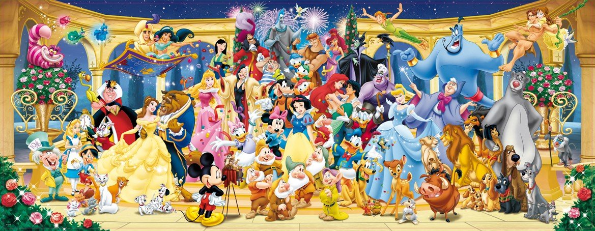 Broderie Diamant Disney Collection