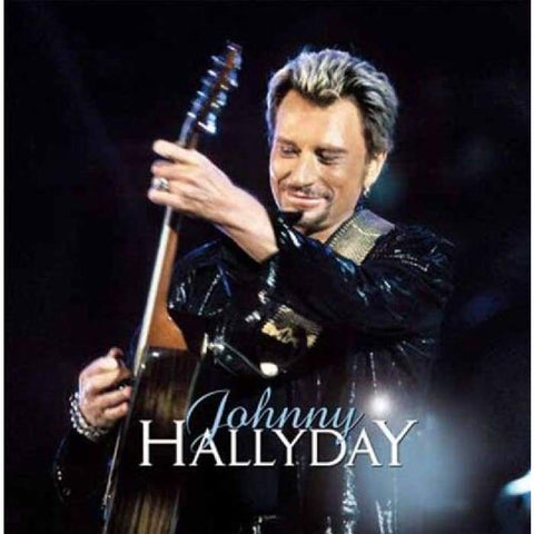 Broderie Diamant Johnny Hallyday Guitariste