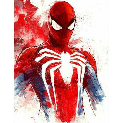 Broderie Diamant SpiderMan