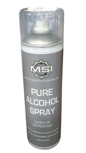MSI Pure Alcohol Spray (500ml)