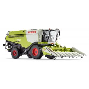 Wiking model Claas Lexion 760 Combine with Conspeed Corn Header