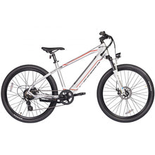 "Load image into Gallery viewer, Mens Lectro Peak 18.5"" 36Volt 250w 7 Speed Electric Mountain Bike"