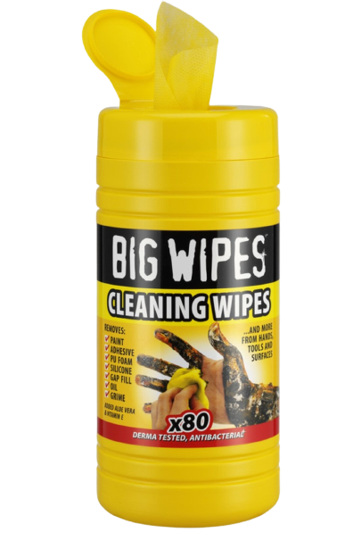 Big Wipes - Cleaning Wipes