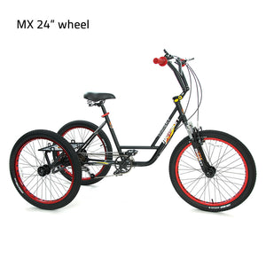 Mission MX – BMX style Tricycle (Phone / email to order)