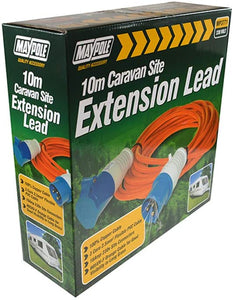 Maypole 10m Caravan Site Extension Lead