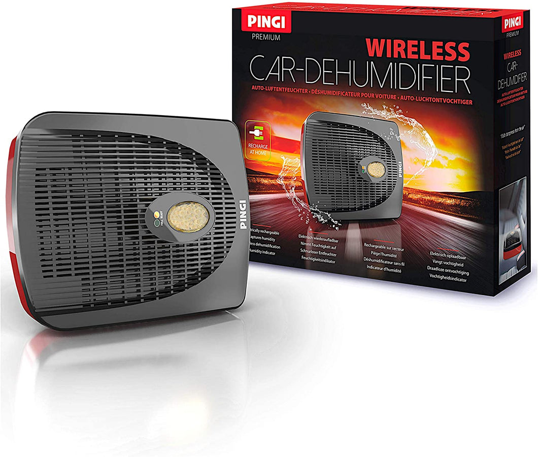 Pingi Wireless Car -Dehumidifier