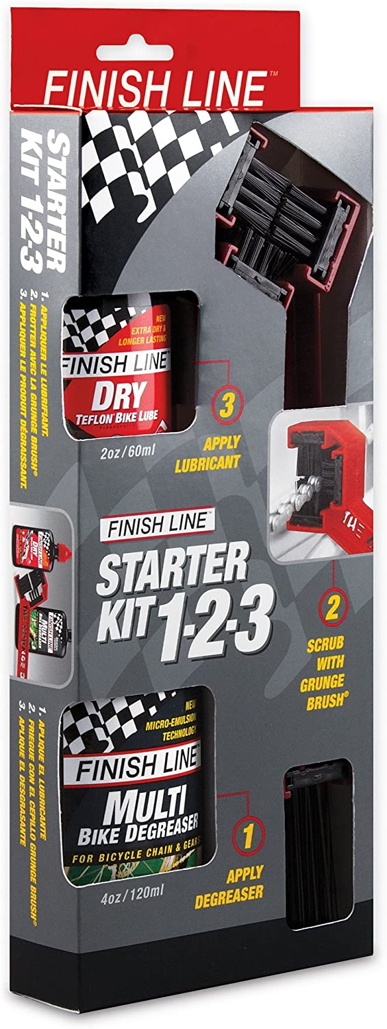 Finish Line Starter Kit