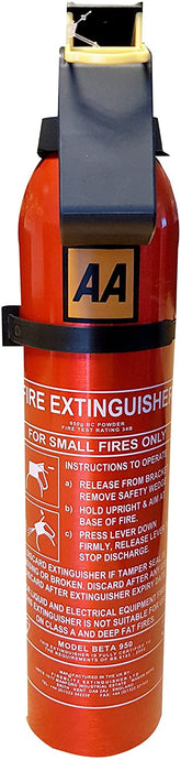 AA Fire Extinguisher 950g Bsi App