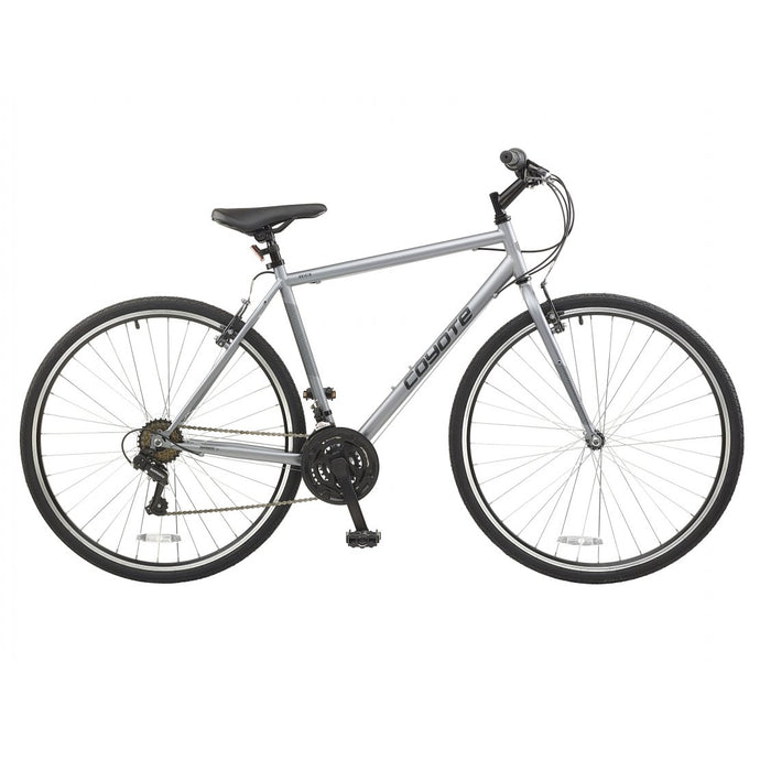 Mens Coyote Origin 700c Wheel 18 Speed Urban City Bike 18