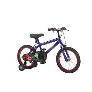 "Boys Insync Spider 16"" Bike"