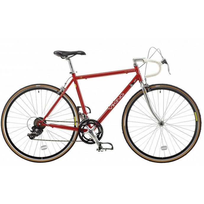 Mens Viking Retro Roadie 53cm Bike