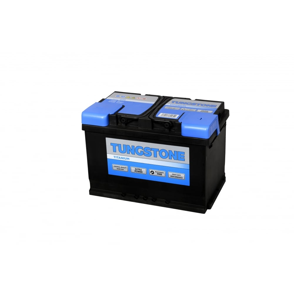 Car Battery: Tungstone AGM096 - Start Stop