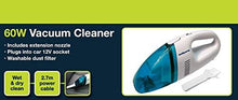 Load image into Gallery viewer, Sakura Portable Vacuum Cleaner For Car Caravan Boat - 60 Watt
