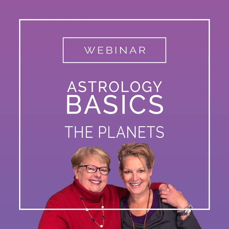 The Planets: Astrology Basics Bundle