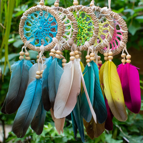 Bali Treasures: Dreamcatchers