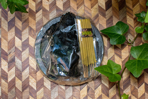 Bali Treasures: Incense Burning Kits