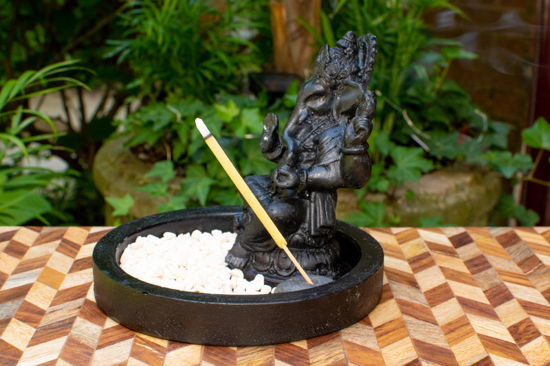 Bali Treasures: Incense Burning Kits - Intention Beads | Astrology | Talisman